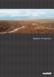 Ballistic Protection - Von Roll