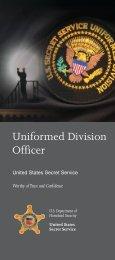 Uniformed Division Officer - United States Secret Service