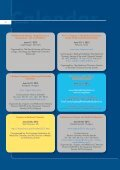 Calendar of Events - European Federation for Medicinal Chemistry - Page 4