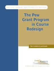 Grant Guide - National Center for Academic
