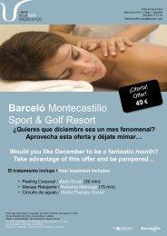 promociones puente diciembre - Barcelo.com