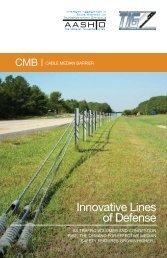 TIG CMB Brochure - AASHTO Technology Implementation Group