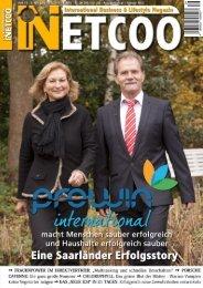 Netcoo Januar/Februar 2012 - Saarländer Erfolgsstory (4,1 - proWIN