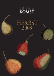 Ein wundervoller Reprint für Jäger und Sammler - Komet Verlag ...