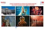 Avance Calendario 2015