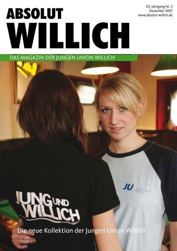 jung und willich - ABSOLUT Willich
