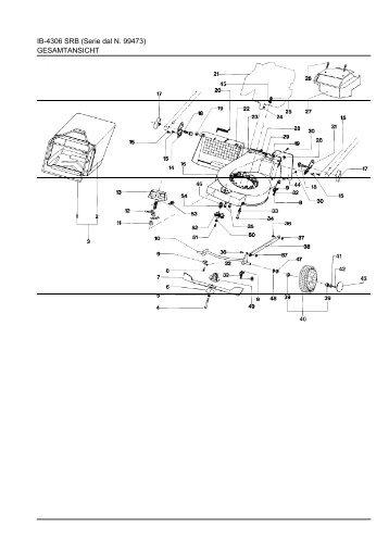 IB-4306 SRB (Serie dal N. 99473) - ratioparts