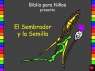 El Sembrador y la Semilla - Bible for Children