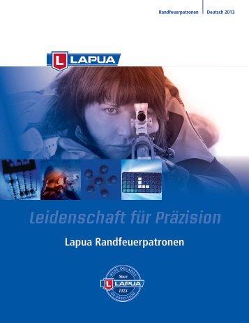 Download pdf Lapua Rimfire Brochure