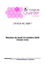 CR CANTEPAU 14.10.2010 - Albi