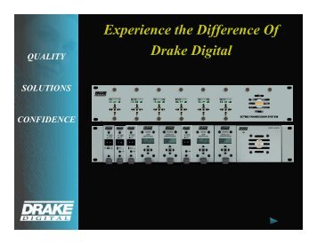 Experience the Difference Of Drake Digital