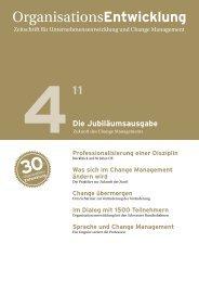 Change Management Morgen - Otto Scharmer