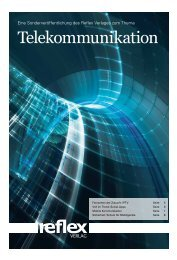 Telekommunikation – Reflex Verlag - iBros.ch GmbH