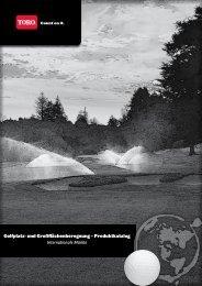 TORO Golf (D) - LIWATEC AG