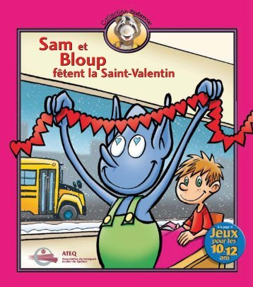 Sam et Bloup fêtent la Saint-Valentin (1,17 Mo - 14 pages)