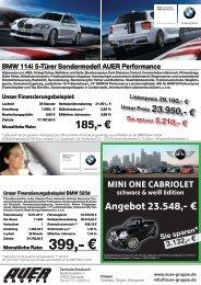 399,- € - Auer Gruppe GmbH