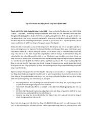 Thông cáo báo chí Tập đoàn Ma San Huy Động ... - Masan Group