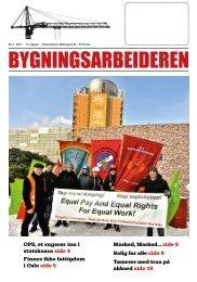 Bygningsarbeideren nr 2 - 2013.pdf - Oslo Bygningsarbeiderforening