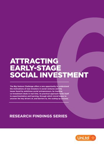 Findings-Paper-6-Attracting-Early-Stage-Social-Investment-2012