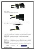 IC-8002: BMW E65 TV IN MOTION INTERFACE - Novosonic - Page 4