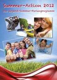 Ferien-Programm: Summer Action 2012 - Jugendzentrum-Jakobi