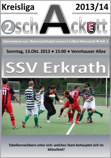 Kreisliga 2013/14 - TSV Eller 04