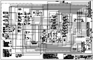 Xtreme Tier III Forklift XR1267 - XR1270 Electrical Schematic