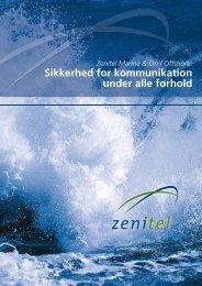 Brochure Zenitel marine on-/offshore