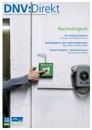 Ausgabe 6 (pdf) - DNV Business Assurance