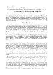 Esthétique de l'écart et politique de la relation - ReprésentationS