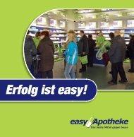 Erfolg ist easy! - easyapotheke AG