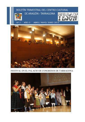 festival en el palacio de congresos de tarragona - Tinet