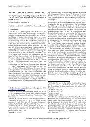 BGH, Urt. v. 3.7.2007 – 1 StR 3/07 Deiters Redaktionelle ... - ZJS