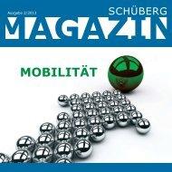 2/2013: Mobilität - Haus am Schüberg
