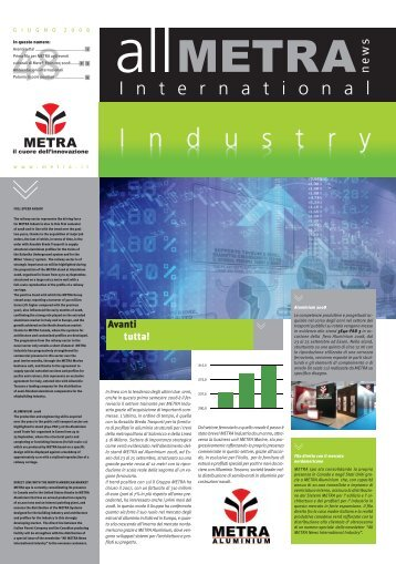 2-News Industry 48.indd - Metra SpA