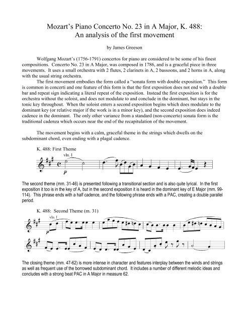 mozart symphony no 25 analysis