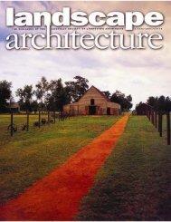 5 - HOERR SCHAUDT landscape architects