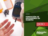 formación de educadores en diabetes - Universidad Iberoamericana ...