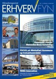 Focus på Middelfart Kommune og trekantsområdet TEMA Innovation