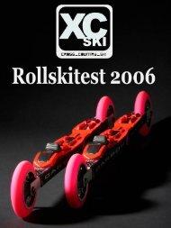 Auswertung Rollskitest 2006 komplett - Xc-Ski