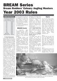 ABT 2003 TOUR GUIDE - bream