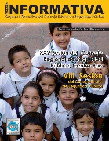 Número 4 - Gobierno del Estado de Morelos