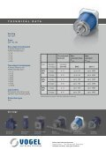 Low backlash planetary gearboxes MPL - Vogel Antriebstechnik - Page 2