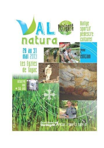 dossier 2013 - Sports CG24 - Conseil général de la Dordogne