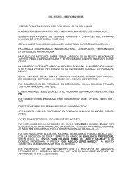 Miguel Arroyo Ramirez - Instituto Federal de Especialistas de ...