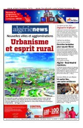 Fr-31-07-2013 - Algérie news quotidien national d'information