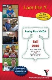 Fall 2010 - Philadelphia Freedom Valley YMCA