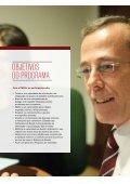 programa de alta direcção de instituições de saúde - AESE - Page 5