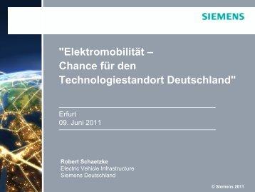 Siemens-Kernkompetenz