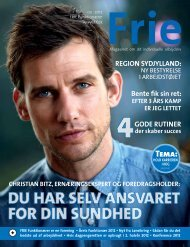 Region Sydjylland: Bente fik sin ret - FRIE Funktionærer